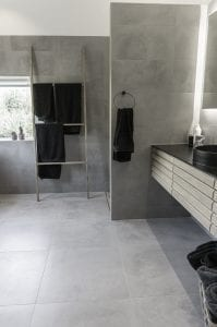 Badeværelses detaljer - Byggefirmaet Keld og Johs.