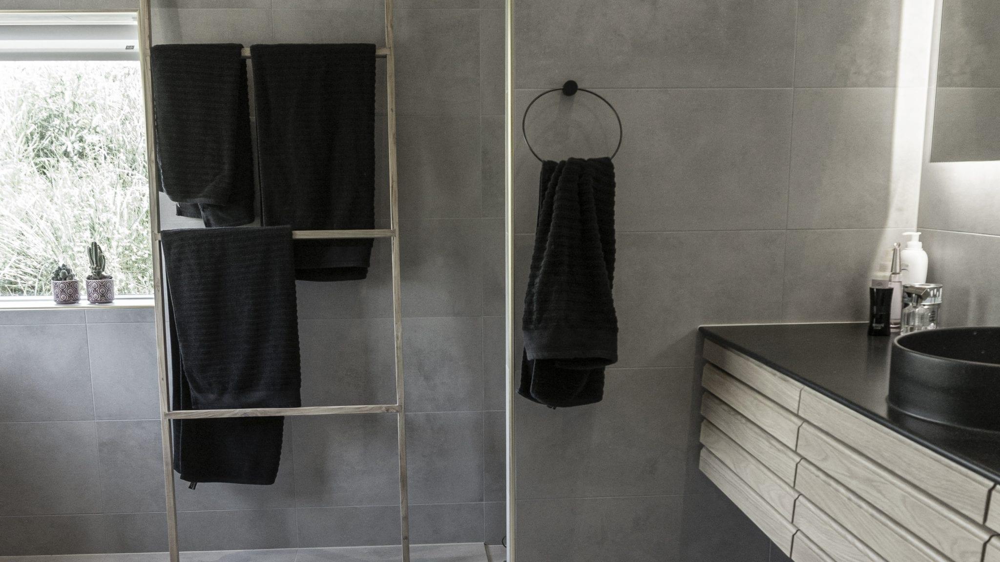 Badeværelses detaljer.