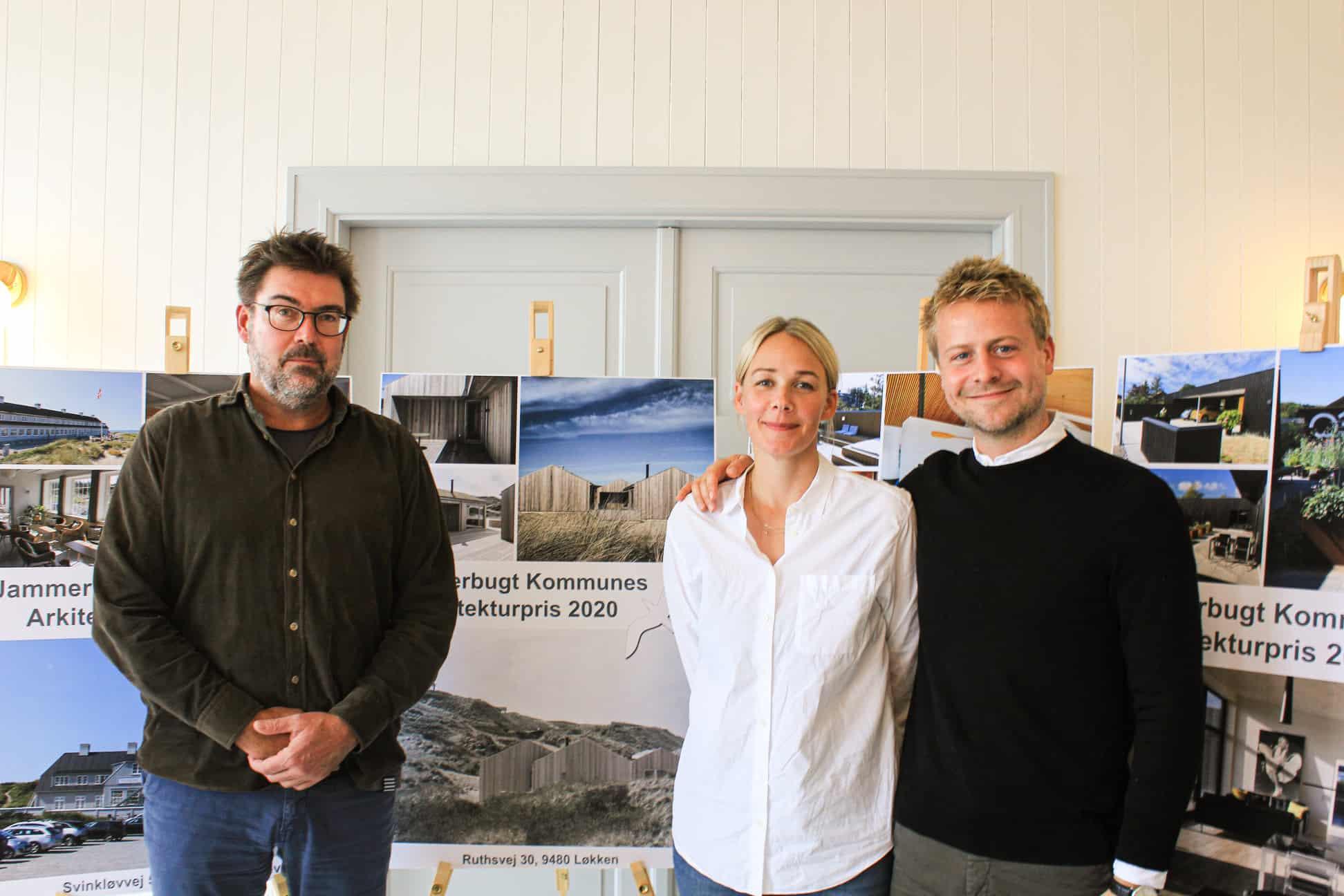 Jammerbugt kommunes Arkitekturpris 2020